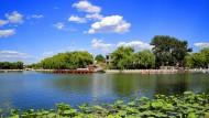 北京什刹海风景图片(8张)