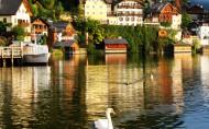 奥地利哈尔施塔特风景图片(11张)