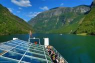 挪威纳柔依峡湾风景图片(15张)