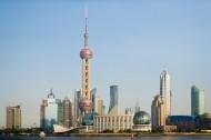 上海东方明珠塔图片(17张)