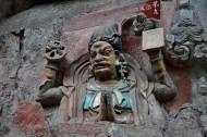 重庆宝顶山石刻图片(17张)