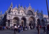 意大利圣马可大教堂图片(7张)