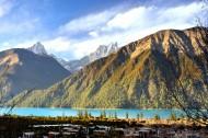 西藏巴松措风景图片(8张)