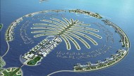 迪拜棕榈岛图片(9张)