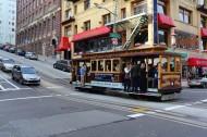 美国旧金山风景图片(14张)