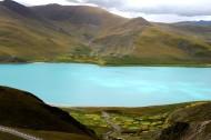 西藏羊卓雍措风景图片(13张)