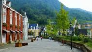 四川彭州白鹿镇风景图片(6张)