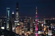 上海陆家嘴风景图片(12张)