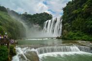 贵州黄果树瀑布图片(13张)
