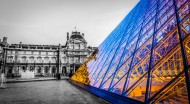 巴黎城市建筑图片(10张)