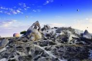 土耳其卡帕多西亚的喀斯特地貌风景图片(22张)