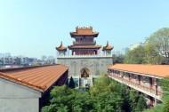 陕西西安云居寺风景图片(19张)
