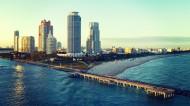 迈阿密海滩美景图片(10张)