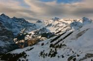 瑞士少女峰风景图片(7张)