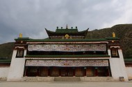 甘肃郎木寺风景图片(15张)