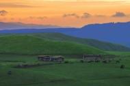新疆特克斯草原秀丽风景图片(17张)