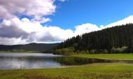 云南迪庆普达措国家公园风景图片(12张)