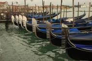 威尼斯贡多拉小船图片(30张)