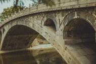 河北赵县赵州桥古建筑风景图片(7张)