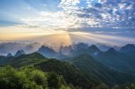 广西桂林尧山风景图片(11张)