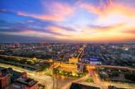 陕西西安城市夜景图片(11张)