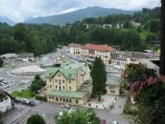 阿尔卑斯山山中小镇风景图片(20张)