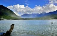 西藏古乡湖风景图片(8张)