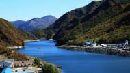吉林云峰湖风景图片(8张)