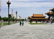 陕西西安楼观台风景图片(8张)