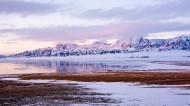冰雪奇缘赛里木湖图片(6张)