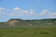 内蒙古锡林浩特平台山风景图片(11张)