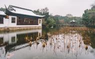 中国古典园林建筑风景图片(10张)