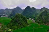 贵州万峰林风景图片(19张)