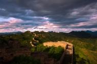 河北金山岭长城风景图片(9张)
