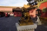 北京故宫建筑风景图片(12张)