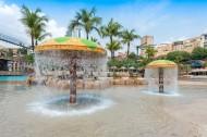 马来西亚水上乐园风景图片(10张)