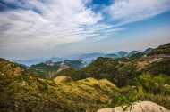 山西武乡县板山风景图片(19张)