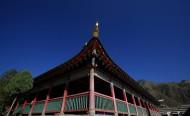 甘肃拉卜楞寺风景图片(10张)