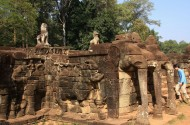柬埔寨巴本宫风景图片(17张)