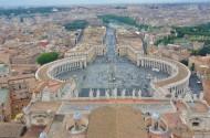梵蒂冈城风景图片(14张)