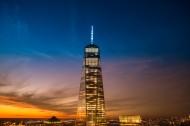 纽约帝国大厦夜景图片(22张)