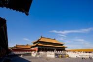 北京故宫乾清宫图片(14张)