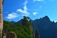 安徽黄山秋日风景图片(9张)