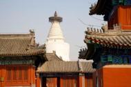 北京胡同白塔寺图片(16张)