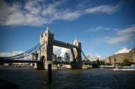 伦敦塔桥风景图片(14张)