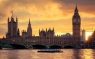 伦敦大本钟图片(9张)
