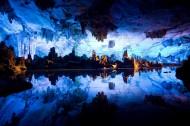 桂林芦笛岩溶洞图片(30张)