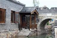 北京密云古北水镇风景图片(9张)