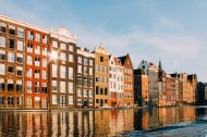 荷兰城市风光图片(10张)
