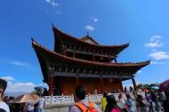 云南大理古城风景图片(12张)